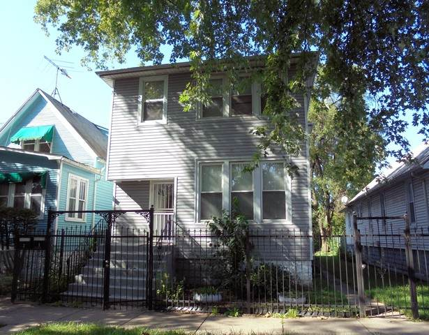 116 W 110th Street, Chicago, IL 60628 (MLS #10648483) :: Angela Walker Homes Real Estate Group