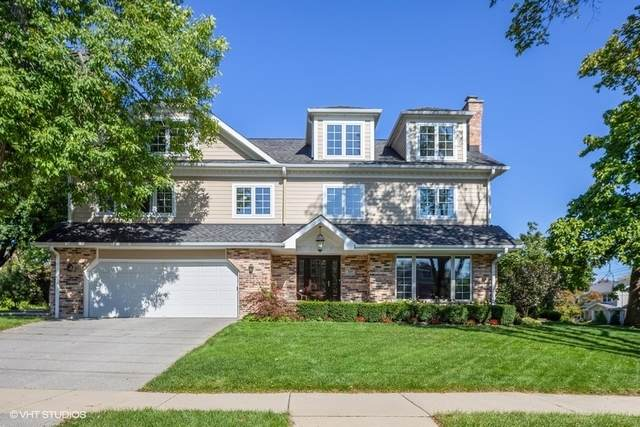 401 W Maple Street, Hinsdale, IL 60521 (MLS #10648500) :: Ryan Dallas Real Estate