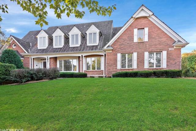 132 Circle Ridge Drive, Burr Ridge, IL 60527 (MLS #10648606) :: John Lyons Real Estate