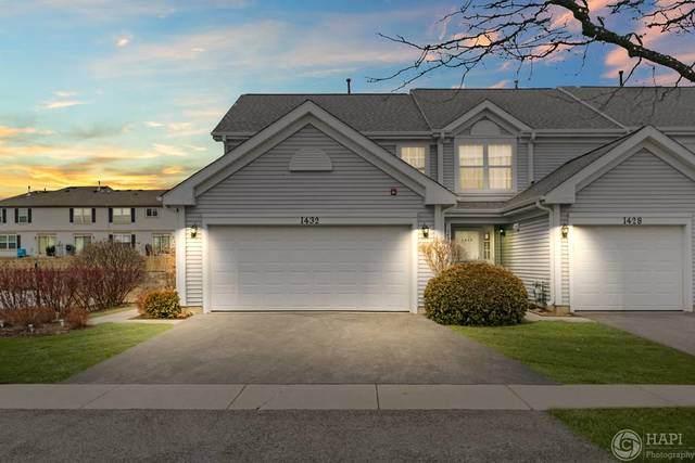 1432 Wesley Court, Mundelein, IL 60060 (MLS #10648691) :: Helen Oliveri Real Estate