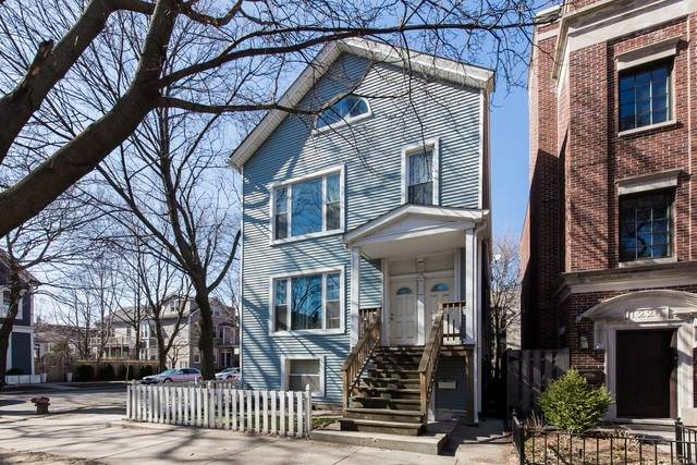1224 W Wrightwood Avenue, Chicago, IL 60614 (MLS #10648726) :: Littlefield Group