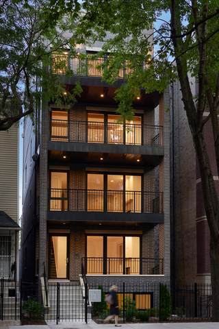 1529 N Hudson Avenue #2, Chicago, IL 60610 (MLS #10648747) :: Littlefield Group