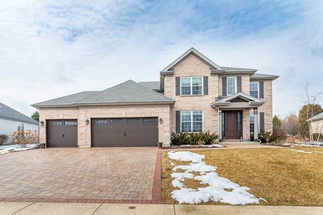 2407 Ventura Drive, Plainfield, IL 60544 (MLS #10648764) :: John Lyons Real Estate