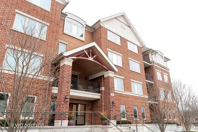 400 Village Green Parkway #207, Lincolnshire, IL 60069 (MLS #10648773) :: Helen Oliveri Real Estate