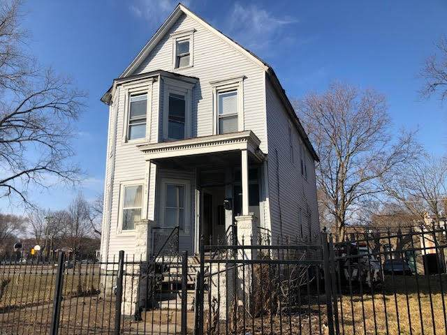 7152 S Greenwood Avenue, Chicago, IL 60619 (MLS #10648786) :: Littlefield Group