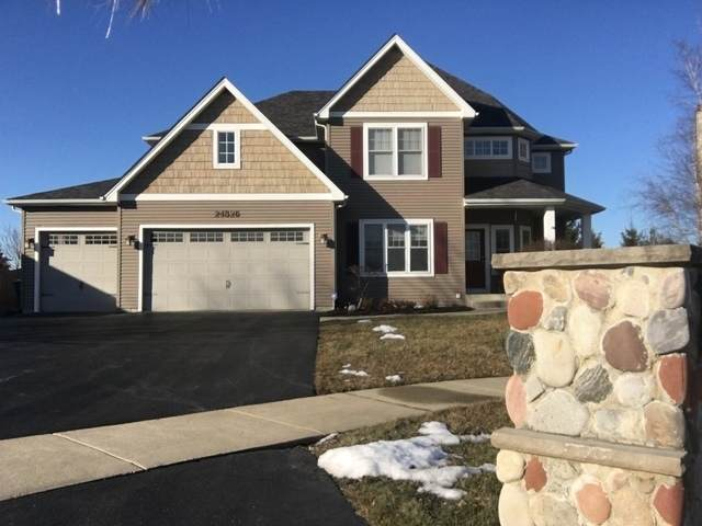 24826 Michele Drive, Plainfield, IL 60544 (MLS #10648811) :: Property Consultants Realty