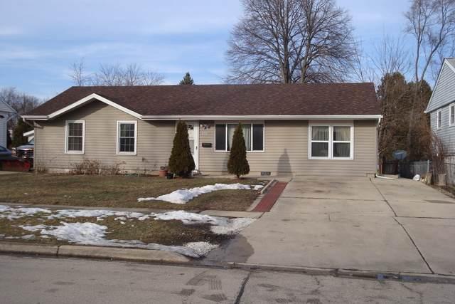 812 Surrey Drive, Streamwood, IL 60107 (MLS #10648828) :: Littlefield Group