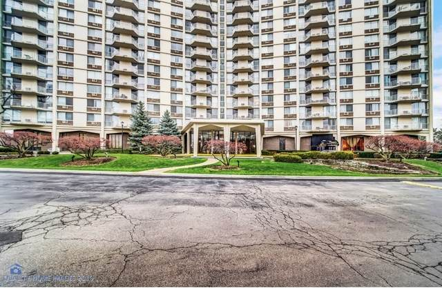 40 N Tower Road 4E, Oak Brook, IL 60523 (MLS #10648830) :: Helen Oliveri Real Estate