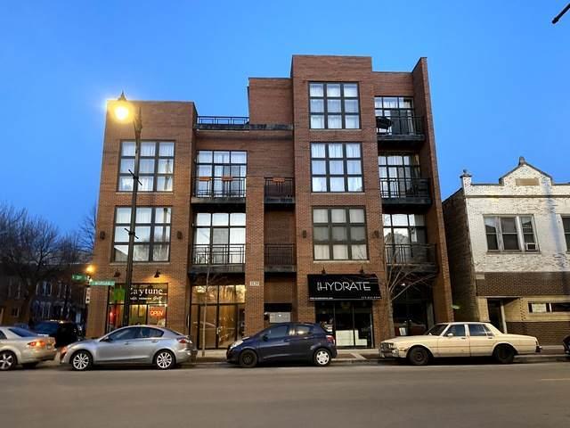 3129 S Morgan Street 3S, Chicago, IL 60608 (MLS #10648855) :: John Lyons Real Estate