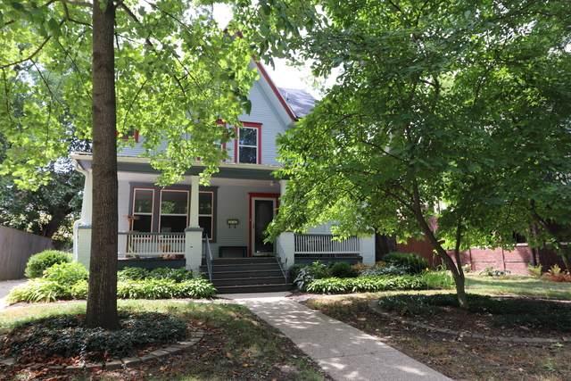 619 W Hill Street, Champaign, IL 61820 (MLS #10648872) :: John Lyons Real Estate