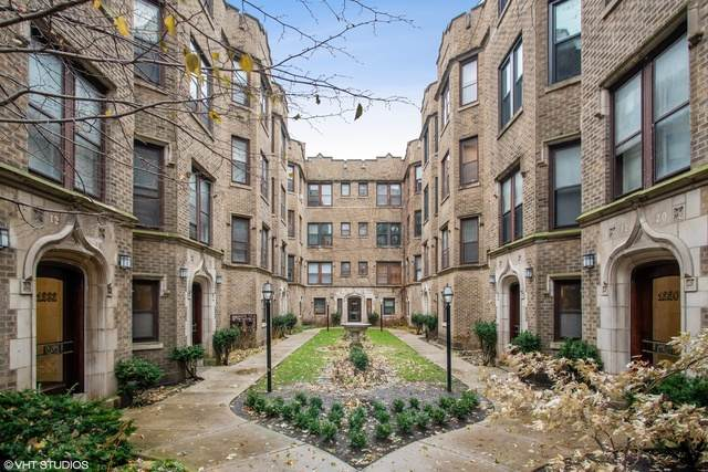 1224 W Jarvis Avenue 3N, Chicago, IL 60626 (MLS #10648918) :: Littlefield Group