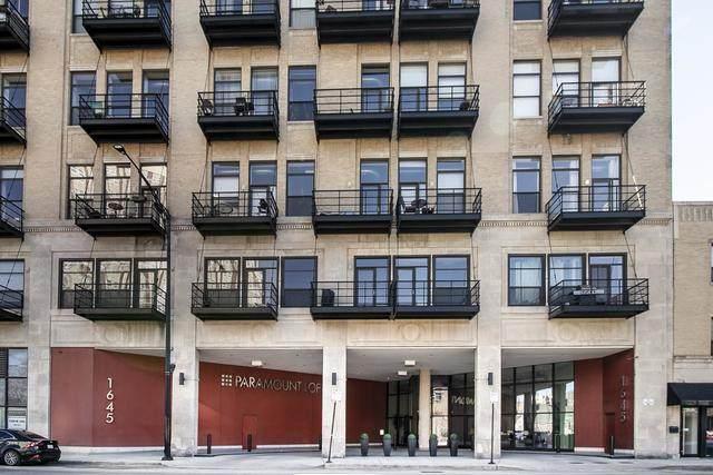 1645 W Ogden Avenue #502, Chicago, IL 60612 (MLS #10648926) :: Littlefield Group