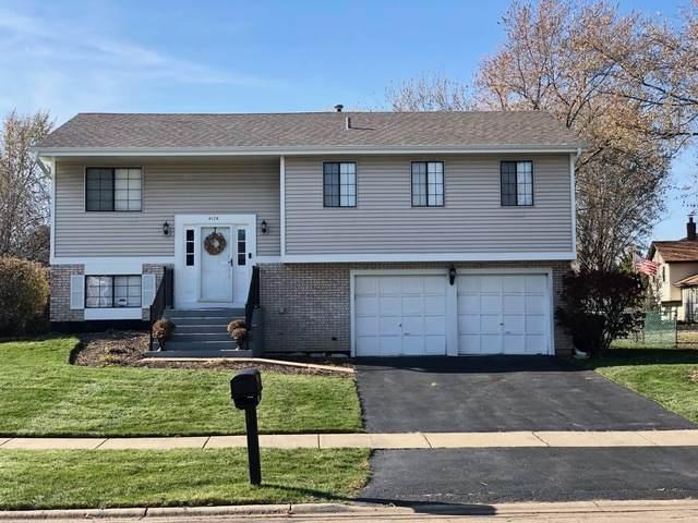 4170 Cove Drive, Hanover Park, IL 60133 (MLS #10648938) :: John Lyons Real Estate
