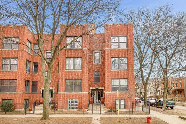 4701 N Campbell Avenue #3, Chicago, IL 60625 (MLS #10648959) :: John Lyons Real Estate