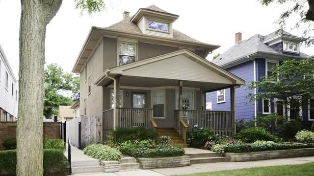 2320 W Greenleaf Avenue, Chicago, IL 60645 (MLS #10648976) :: Helen Oliveri Real Estate