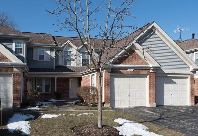 1161 Russellwood Court, Buffalo Grove, IL 60089 (MLS #10648980) :: Helen Oliveri Real Estate