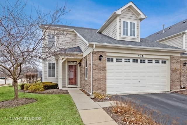 436 Tiverton Street #436, Elgin, IL 60123 (MLS #10649007) :: Helen Oliveri Real Estate