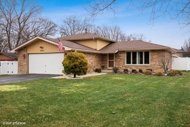 9245 S 78TH Avenue, Hickory Hills, IL 60457 (MLS #10649013) :: John Lyons Real Estate