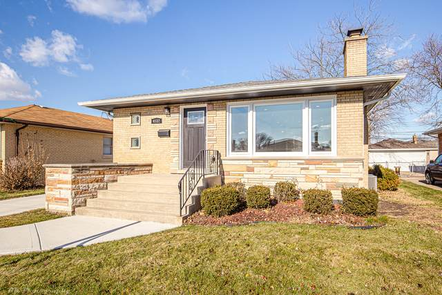 4532 W 100th Place, Oak Lawn, IL 60453 (MLS #10649016) :: Property Consultants Realty