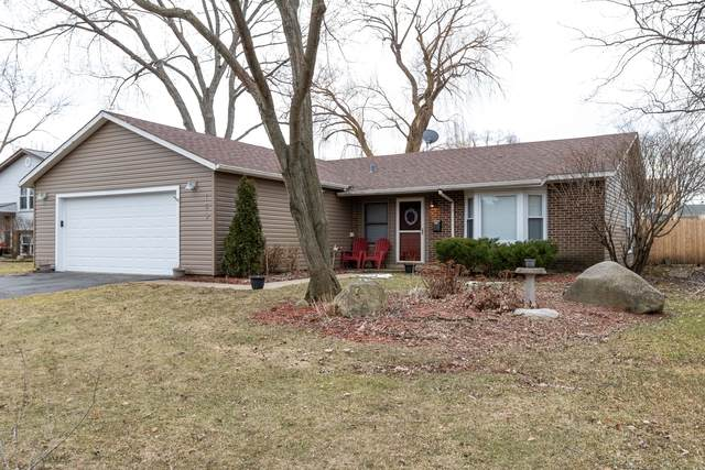 169 E Home Avenue, Palatine, IL 60067 (MLS #10649057) :: Helen Oliveri Real Estate
