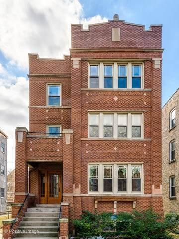 2339 W Medill Avenue #3, Chicago, IL 60647 (MLS #10649117) :: John Lyons Real Estate