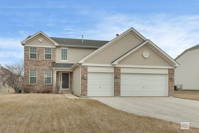 829 Prairie Crossing Drive, Yorkville, IL 60560 (MLS #10649160) :: Touchstone Group