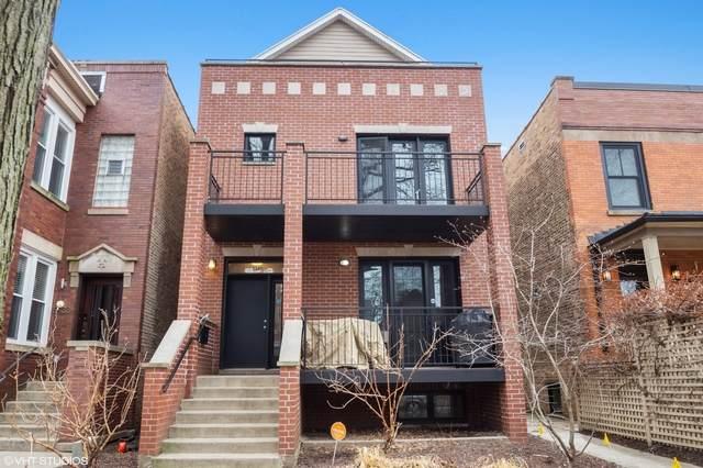 5440 N Paulina Street #2, Chicago, IL 60640 (MLS #10649171) :: Helen Oliveri Real Estate