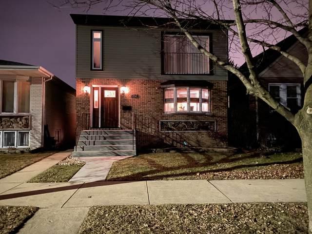 4121 N Oketo Avenue, Norridge, IL 60706 (MLS #10649187) :: The Perotti Group | Compass Real Estate