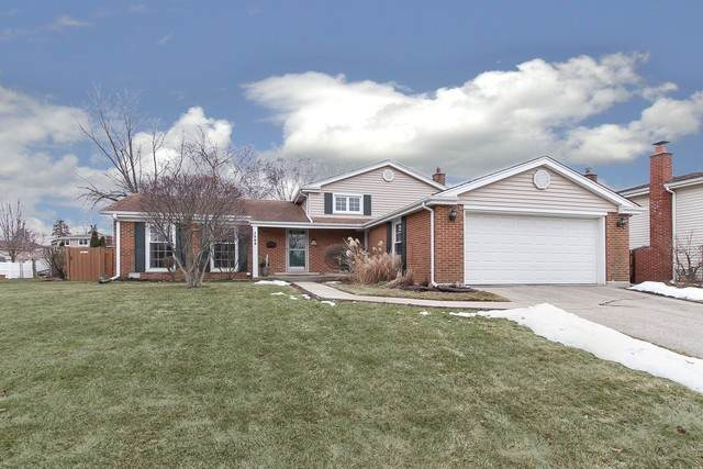 1503 W Concord Drive, Arlington Heights, IL 60004 (MLS #10649204) :: Helen Oliveri Real Estate