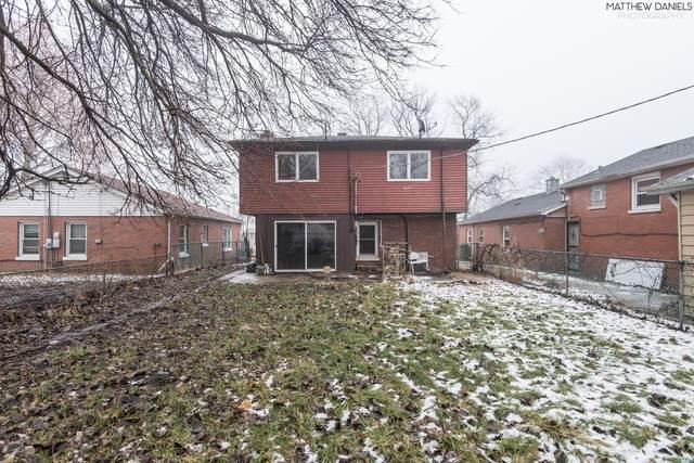 14816 Champlain Avenue, Dolton, IL 60419 (MLS #10649258) :: Littlefield Group