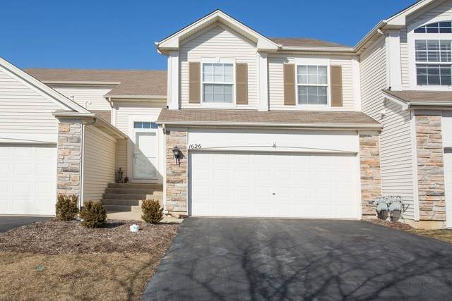 1626 Fredericksburg Lane, Aurora, IL 60503 (MLS #10649275) :: John Lyons Real Estate