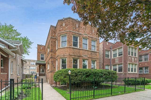 4906 N Talman Avenue #1, Chicago, IL 60625 (MLS #10649283) :: John Lyons Real Estate