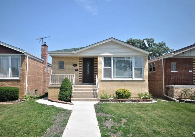 7723 Meade Avenue, Burbank, IL 60459 (MLS #10649307) :: John Lyons Real Estate