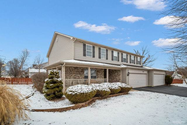 1238 Deerpath Circle, Aurora, IL 60506 (MLS #10649309) :: John Lyons Real Estate