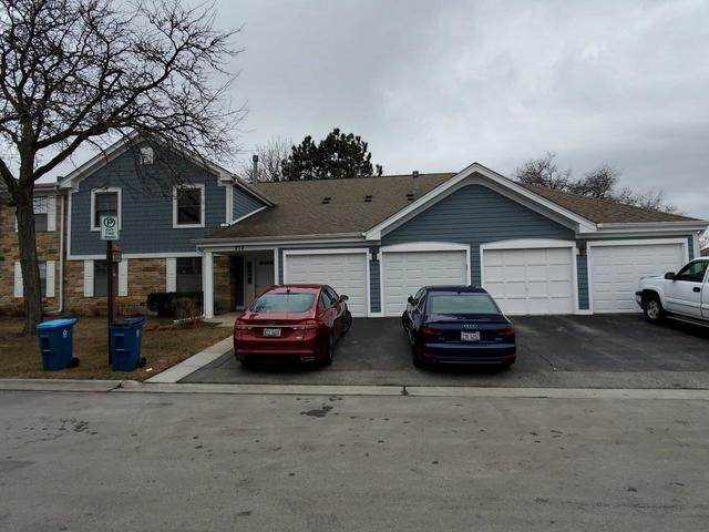 272 Elmwood Lane D1, Schaumburg, IL 60193 (MLS #10649312) :: Property Consultants Realty