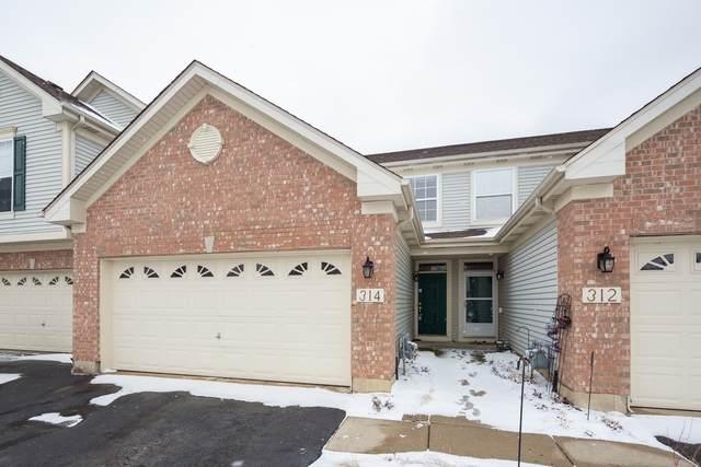 314 Emerald Lane, Algonquin, IL 60102 (MLS #10649378) :: Angela Walker Homes Real Estate Group