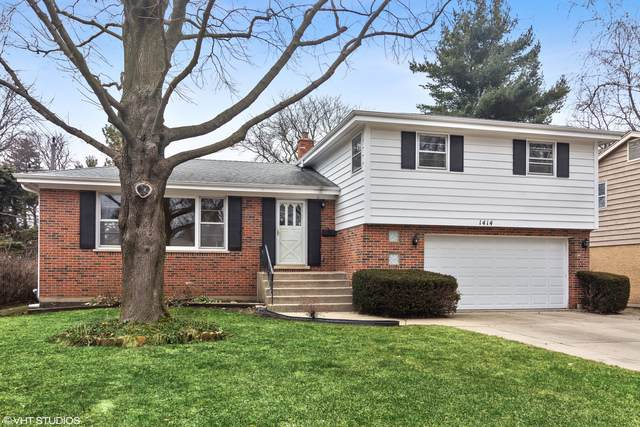 1414 E Sunset Terrace, Arlington Heights, IL 60004 (MLS #10649389) :: Angela Walker Homes Real Estate Group