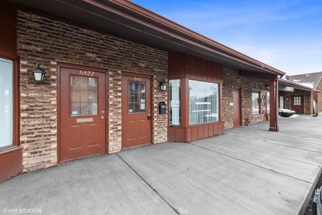 6424 Cass Avenue #403, Westmont, IL 60559 (MLS #10649532) :: Helen Oliveri Real Estate