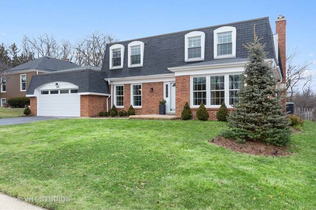 1449 Creekside Drive, Wheaton, IL 60189 (MLS #10649534) :: Angela Walker Homes Real Estate Group