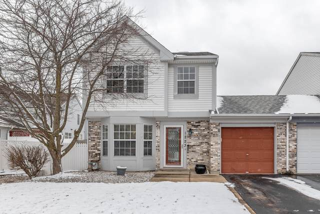 1223 Robin Drive, Carol Stream, IL 60188 (MLS #10649566) :: Berkshire Hathaway HomeServices Snyder Real Estate