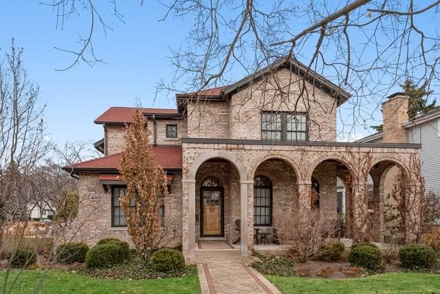 440 Prairie Avenue, Wilmette, IL 60091 (MLS #10649586) :: Helen Oliveri Real Estate