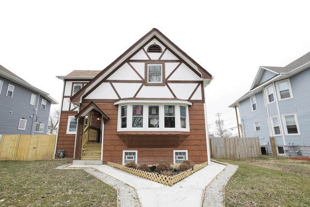 204 S 7th Avenue, Maywood, IL 60153 (MLS #10649602) :: The Perotti Group | Compass Real Estate