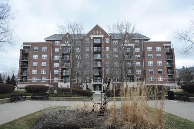 410 W Mahogany Court #602, Palatine, IL 60067 (MLS #10649711) :: Property Consultants Realty