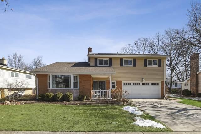 435 S Reuter Drive, Arlington Heights, IL 60005 (MLS #10649748) :: Helen Oliveri Real Estate