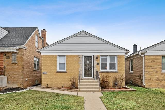 5633 N Northcott Avenue, Chicago, IL 60631 (MLS #10649759) :: Helen Oliveri Real Estate