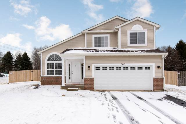 502 Foxborough Trail, Bolingbrook, IL 60440 (MLS #10649782) :: Lewke Partners