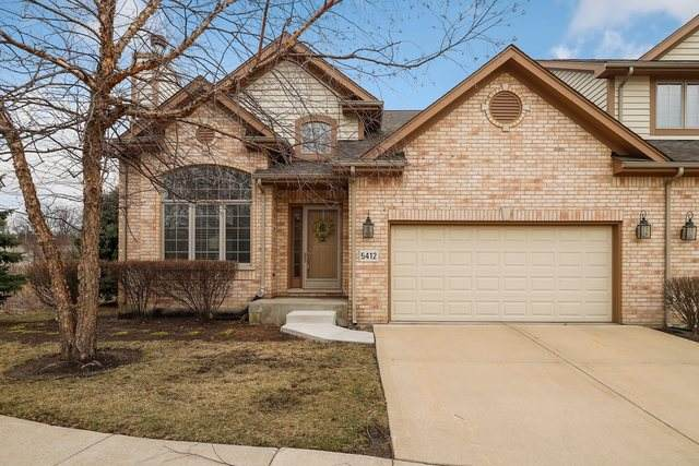 5412 Commonwealth Avenue #5412, Western Springs, IL 60558 (MLS #10649799) :: Helen Oliveri Real Estate