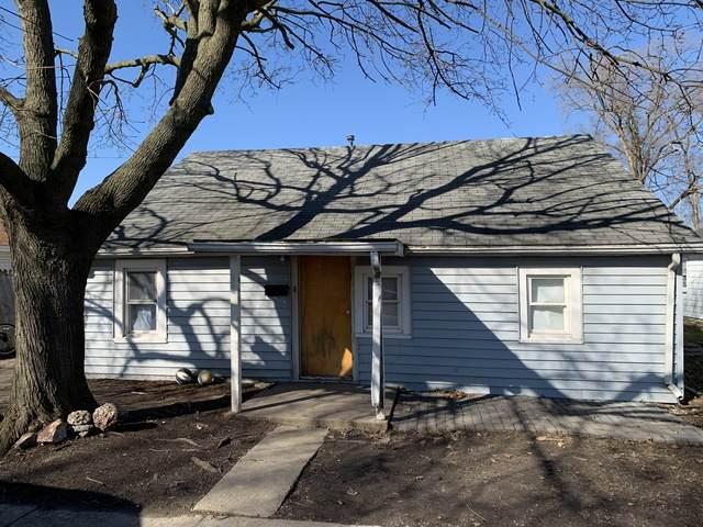 814 E Pembroke Street, Tuscola, IL 61953 (MLS #10649800) :: Littlefield Group