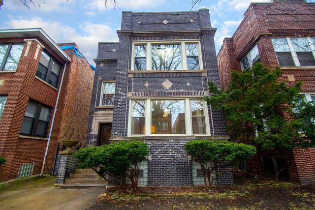 7432 S Rhodes Avenue, Chicago, IL 60619 (MLS #10649811) :: Angela Walker Homes Real Estate Group