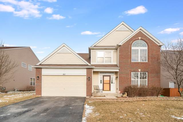 1817 Oleander Drive, Plainfield, IL 60586 (MLS #10649845) :: John Lyons Real Estate
